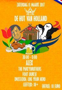 de hut van holland