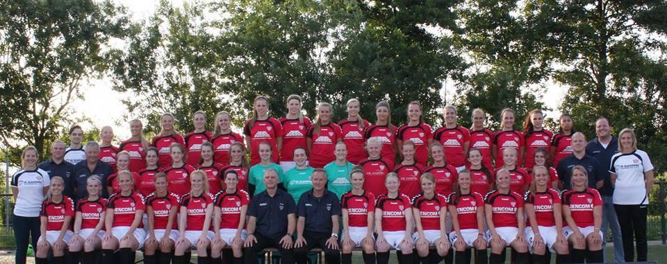 foto van team Vrouwen 1
