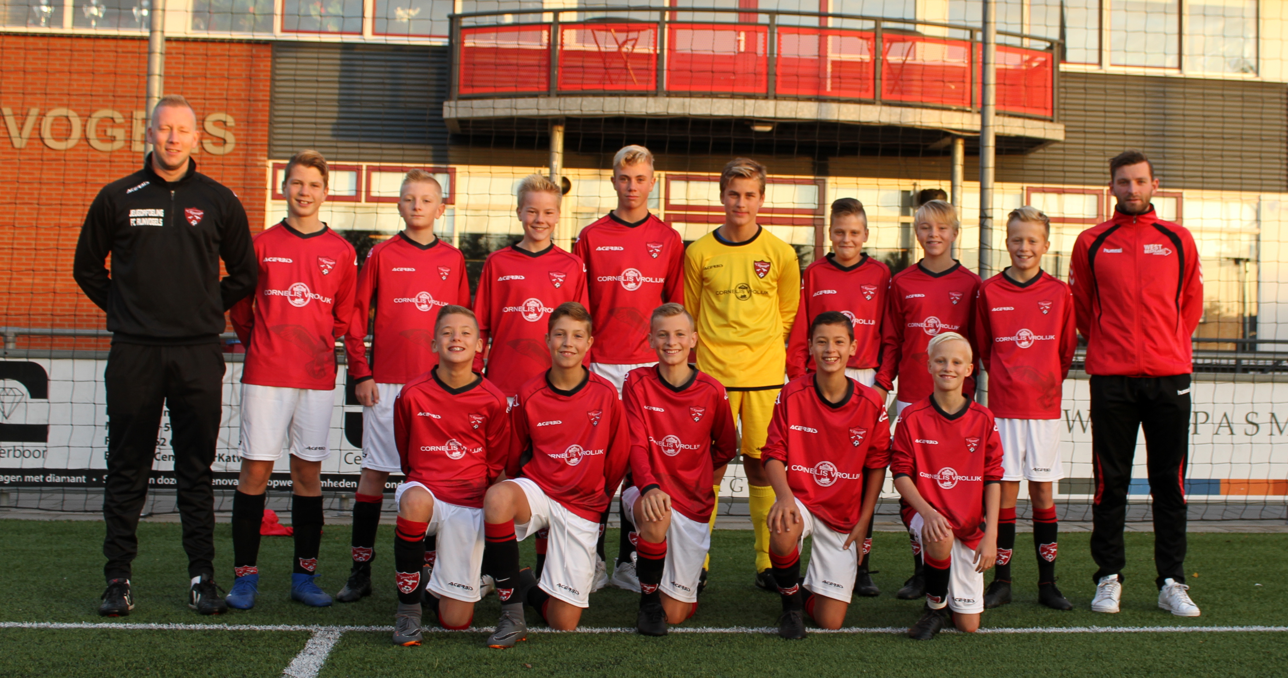 foto van team JO14-1