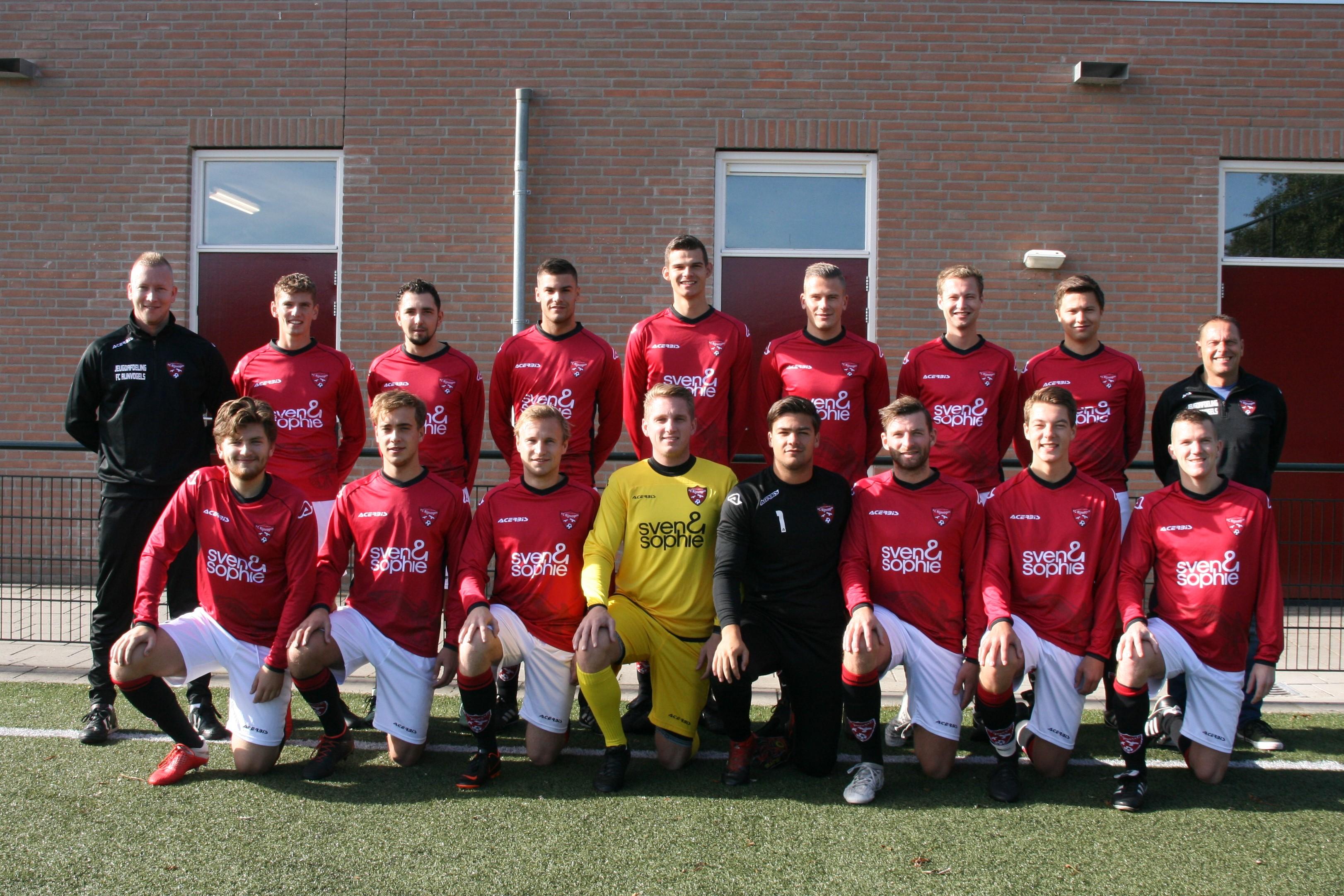foto van team Heren 3