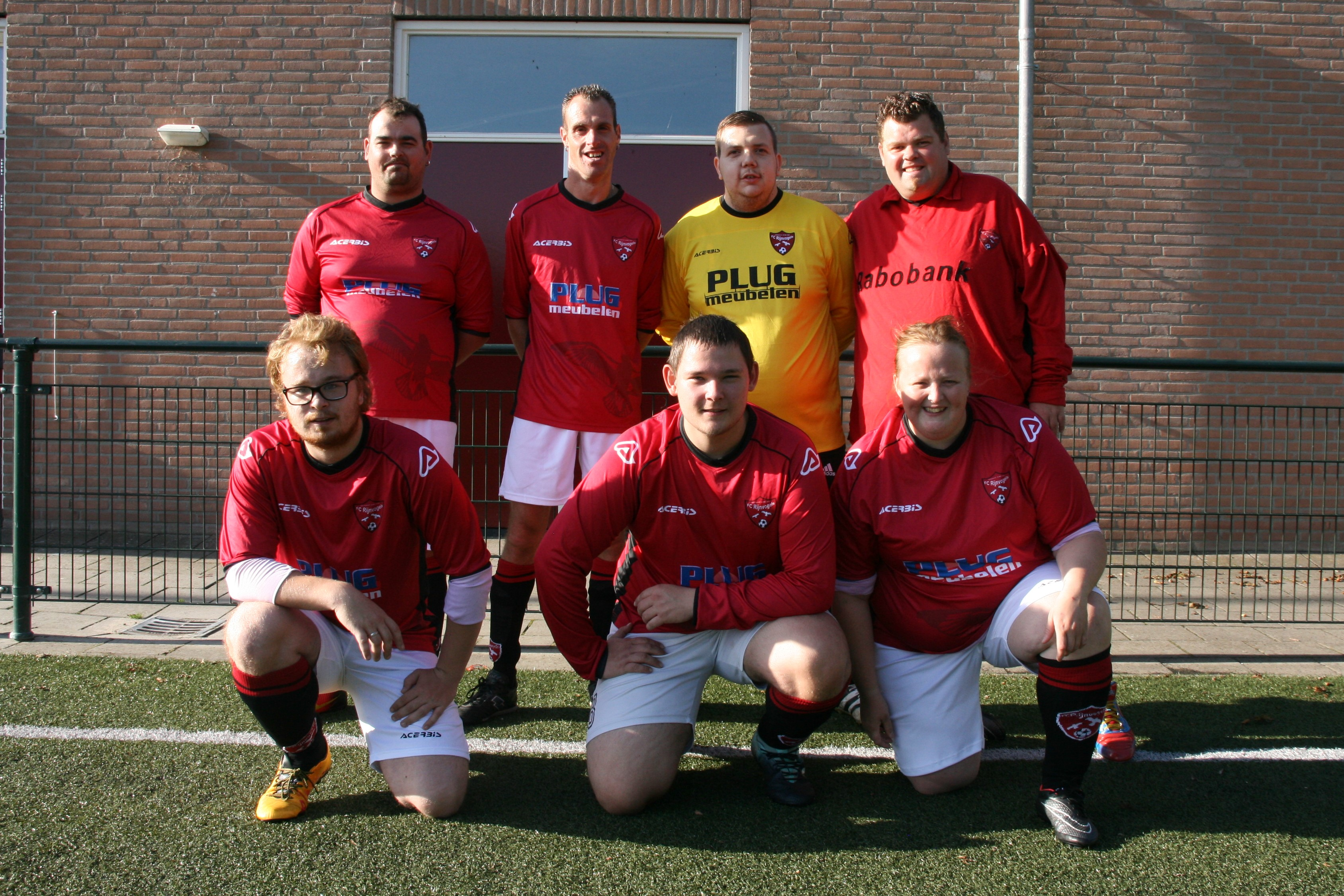 foto van team G-Teams