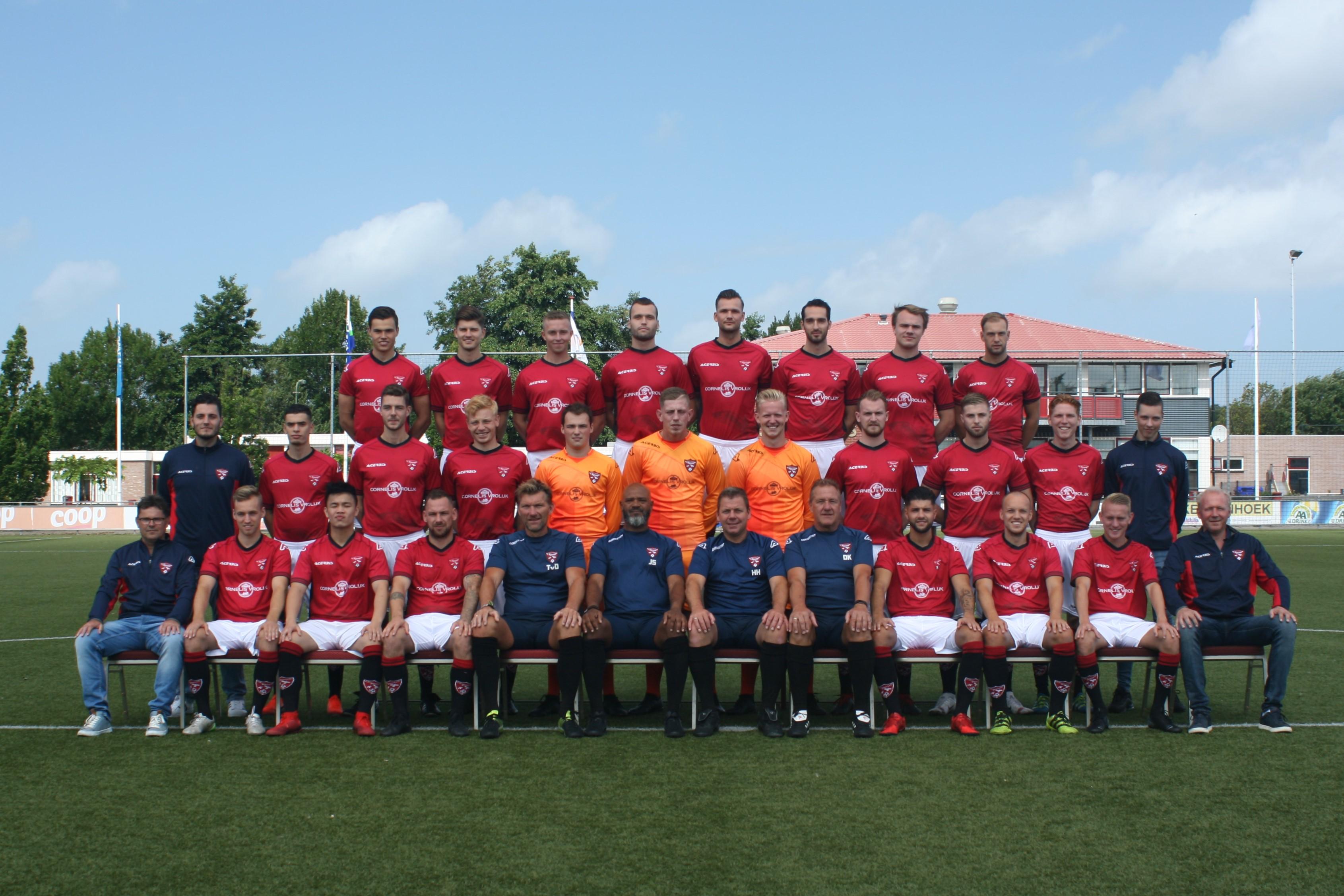 foto van team Heren 1