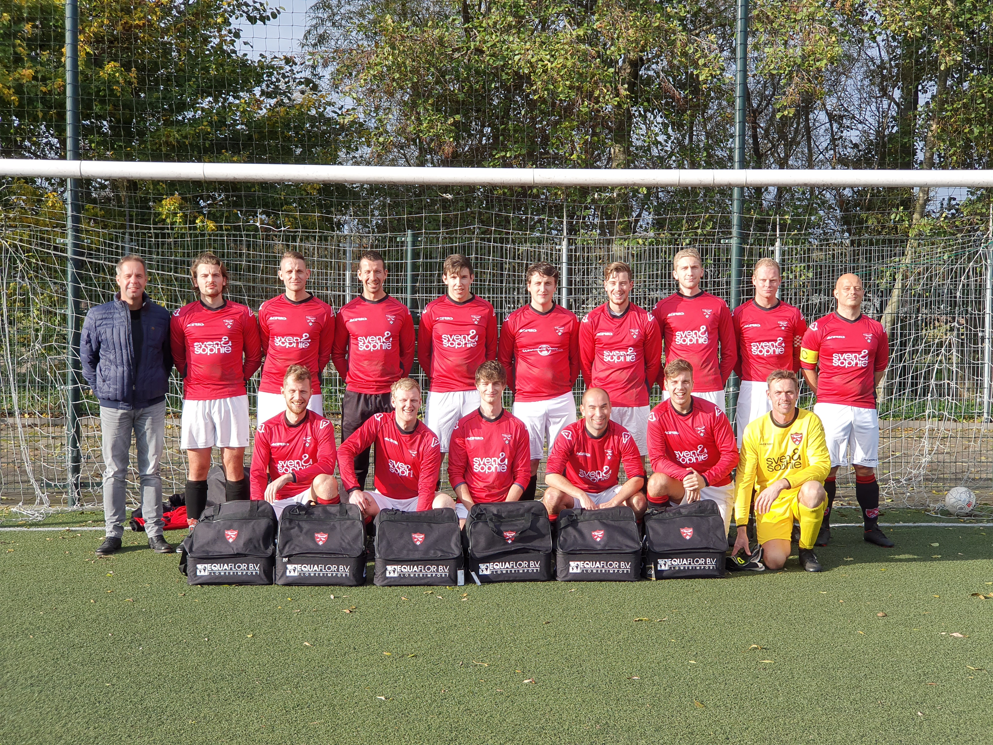 foto van team Heren 5